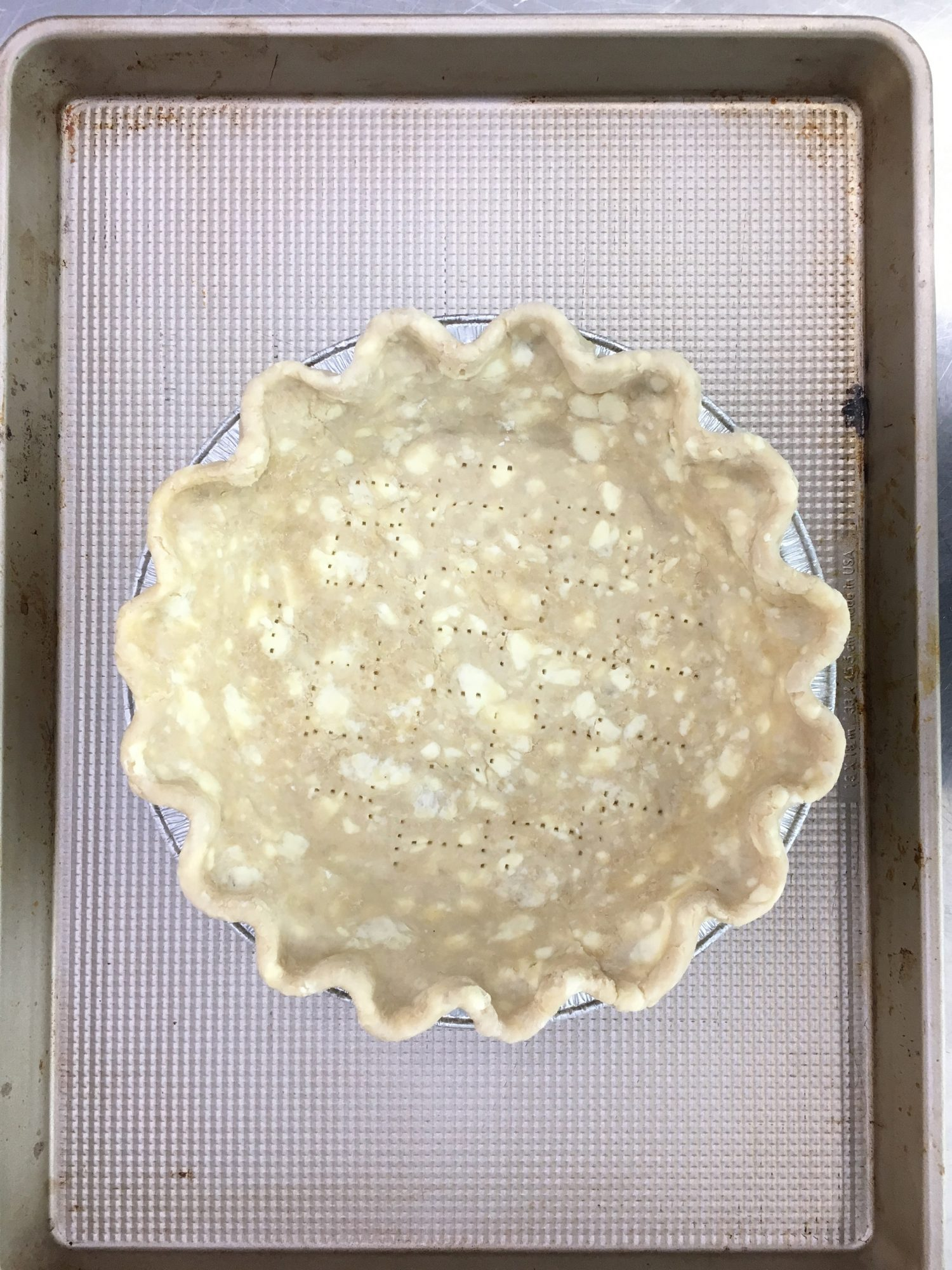 Pie Crust Step 2
