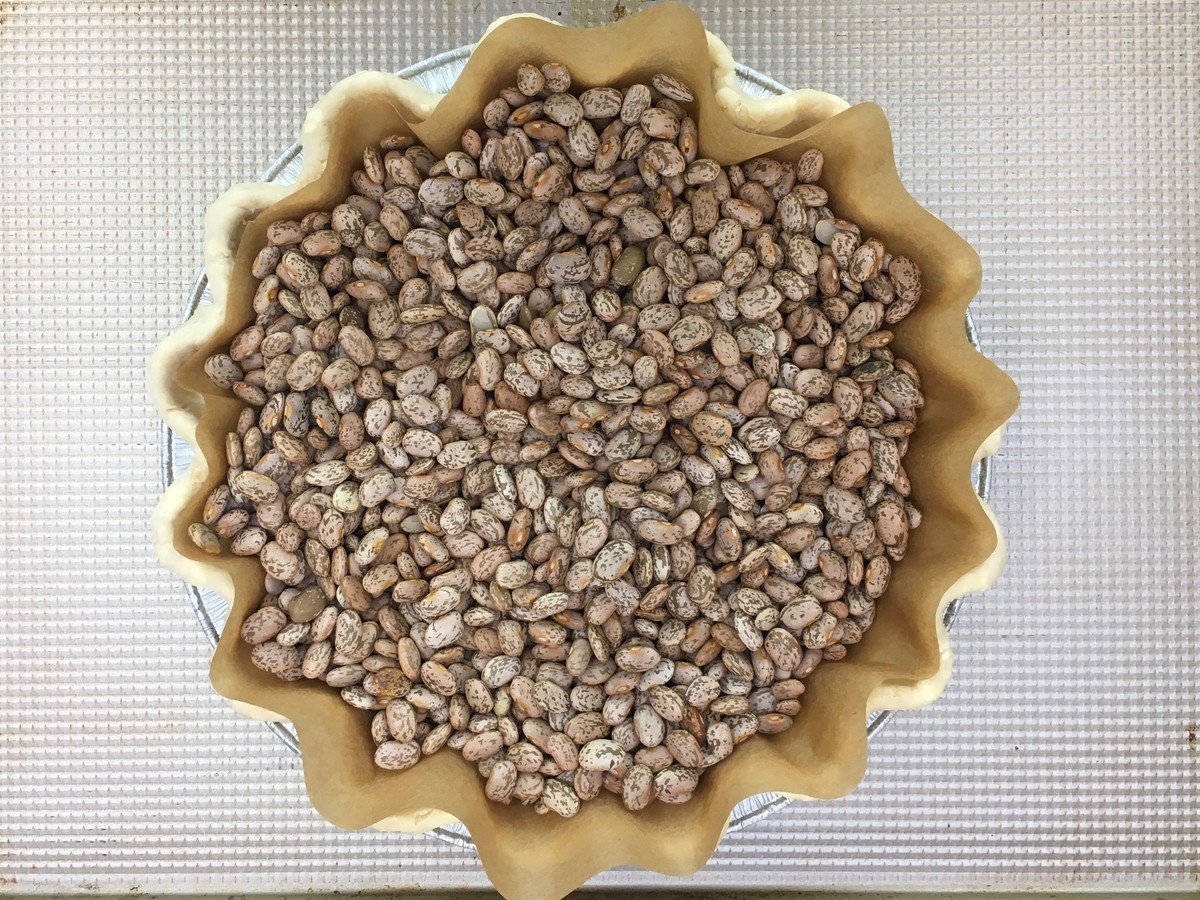 How to Blind Bake a Piecrust