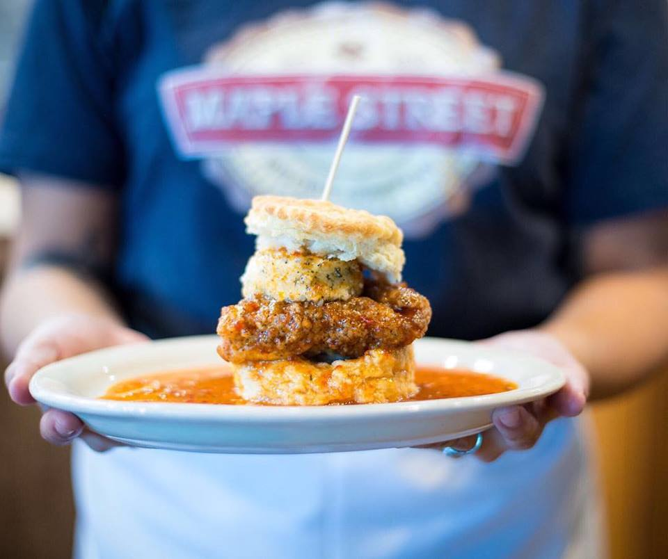 Tennessee: Maple Street Biscuit Company