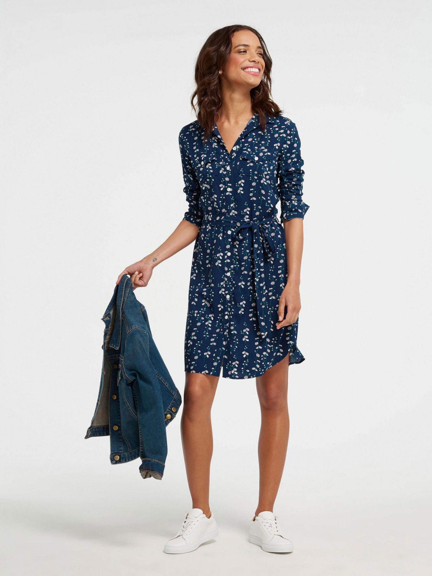 The $98 Draper James Dress You Absolutely Need From Reese