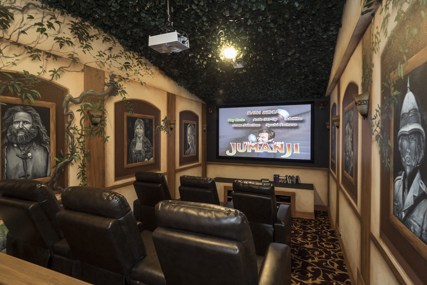 Southern Living Great Escape Lakeside Movie Theater