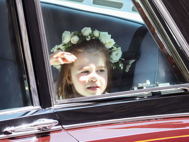 Princess Charlotte Royal Wedding