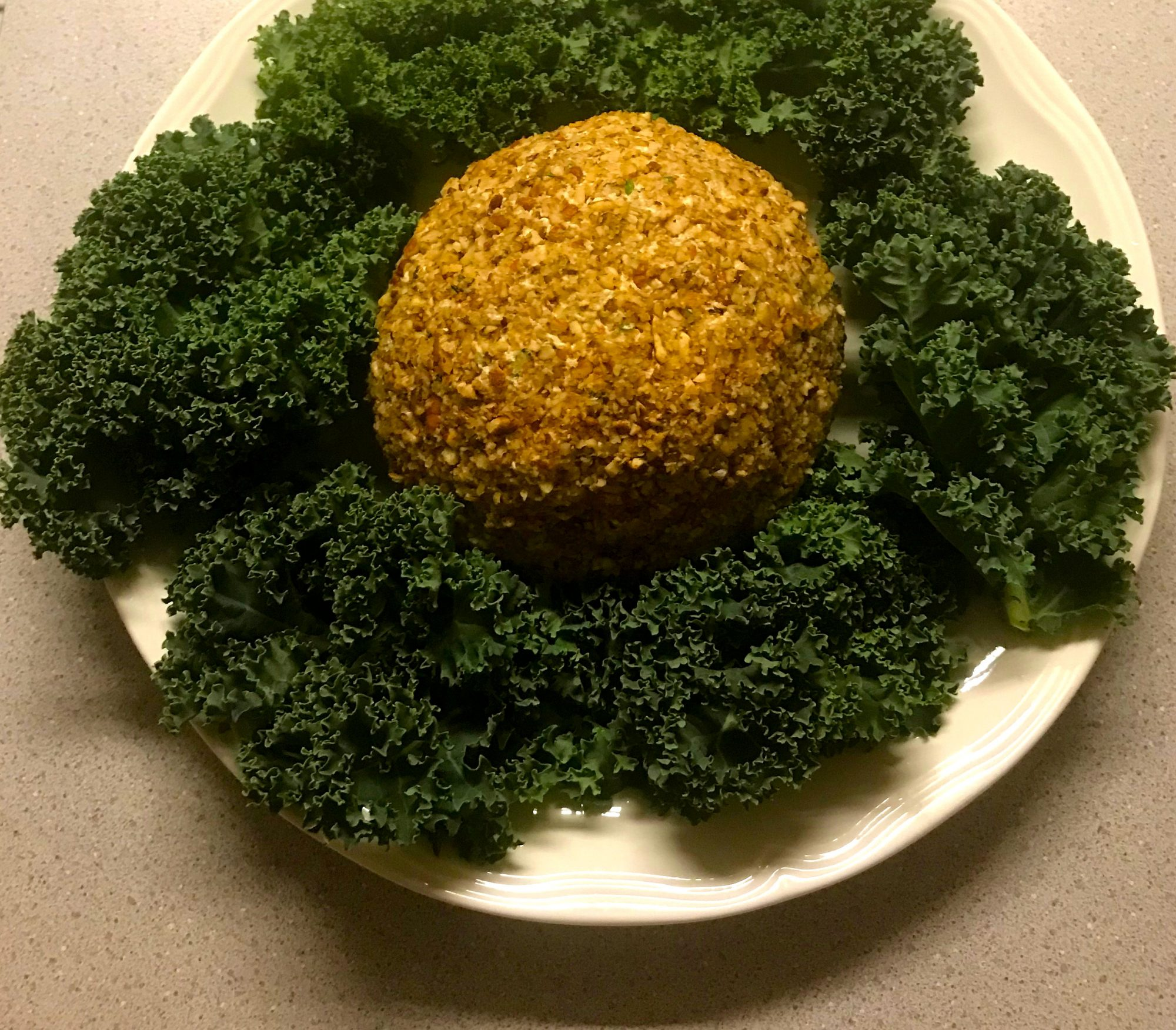 Charlie Muncaster Cheese Ball