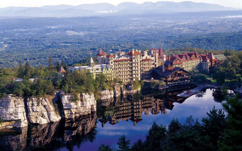 Mohonk Mountain House Hotel, New Paltz, NY