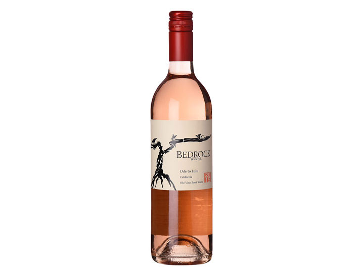 "2017 Bedrock Wine Company ""Ode to Lulu"" Rose of Mourvedre"