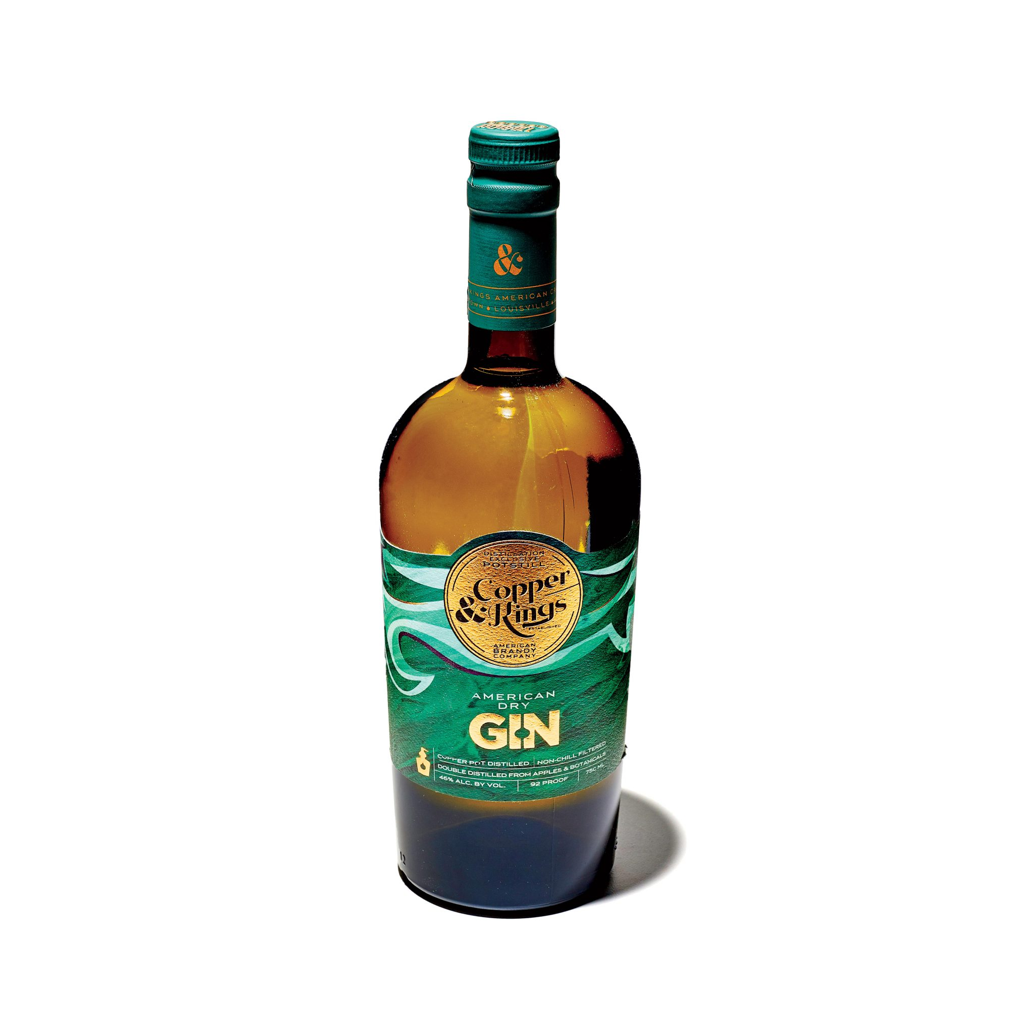 2018 Food Awards: Copper & Kings American Dry Gin