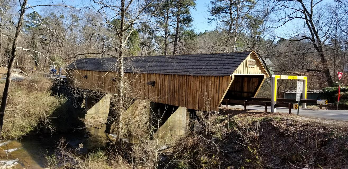 Southern Living Concord Covered Bridge