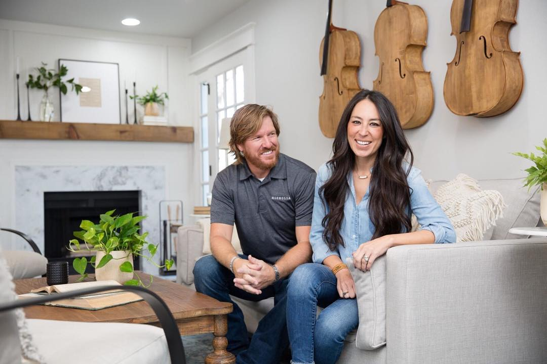 Southern Living Chip and Joanna Gaines Nursery