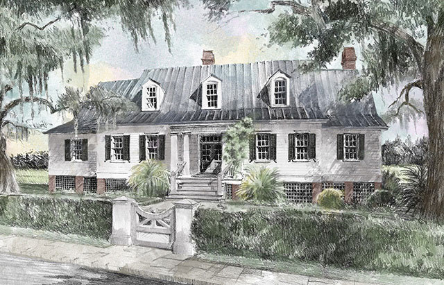 Bluff View Cottage, Plan #1901
