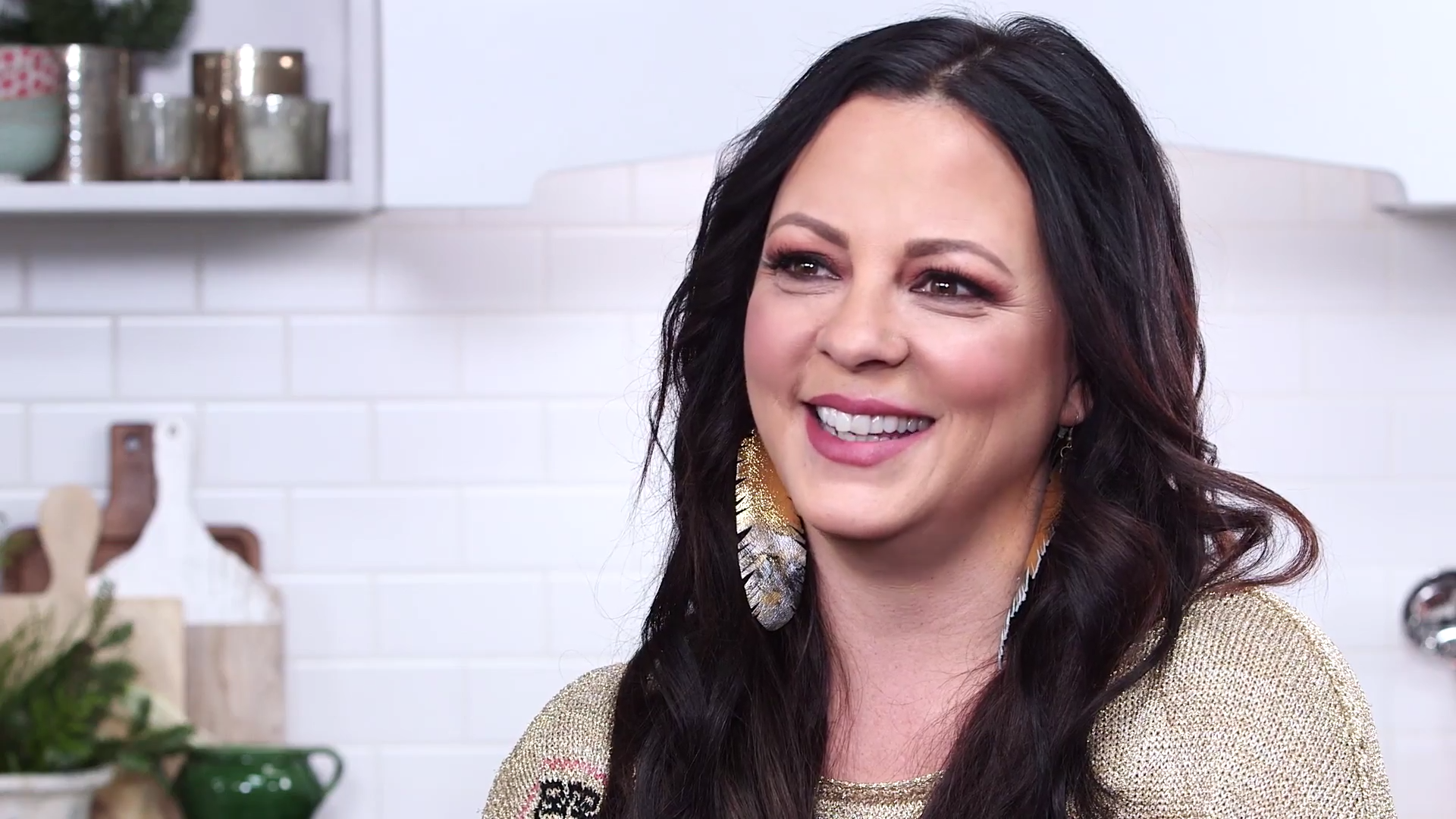 Sara Evans Motherhood
