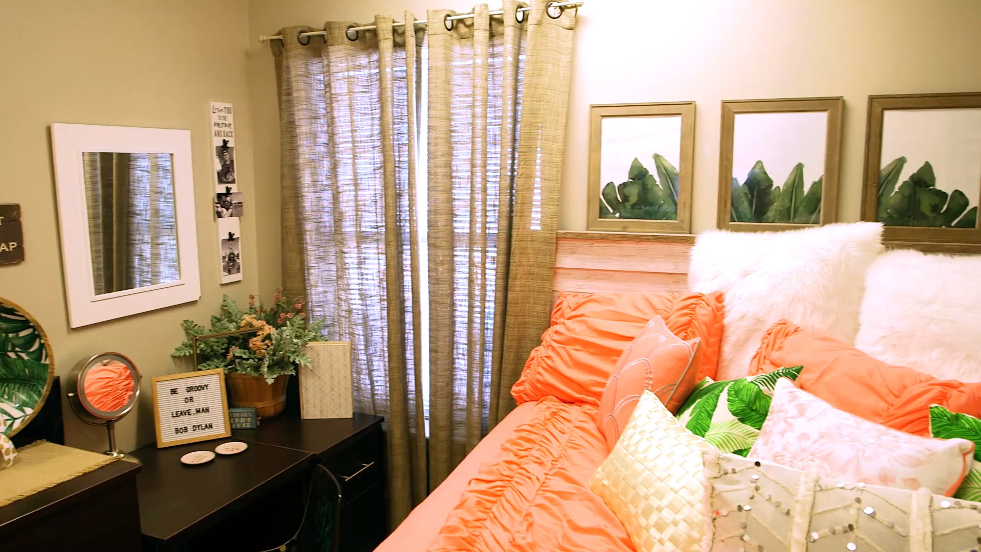 Samford Dorm Room Tour