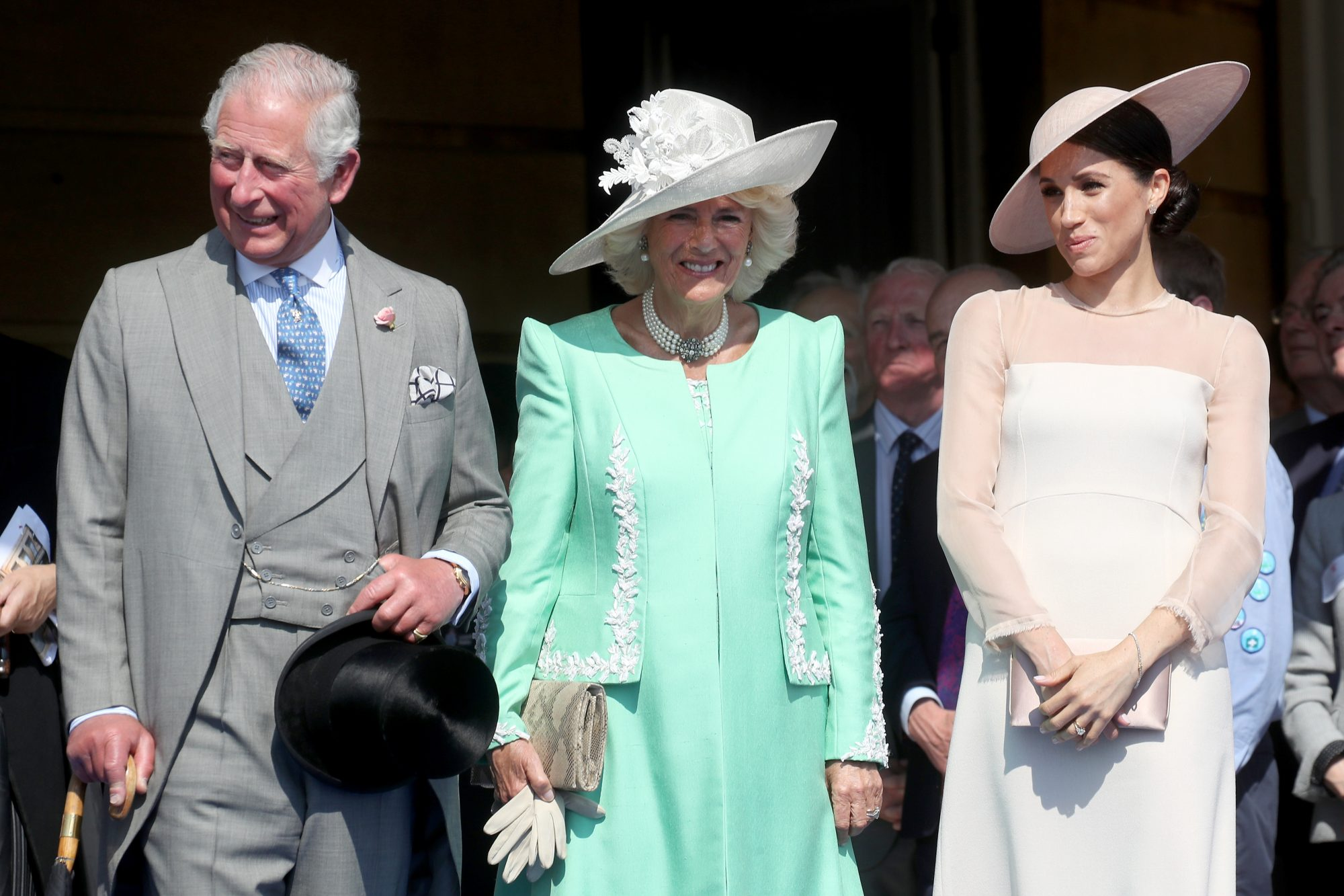 Camilla in Mint Green