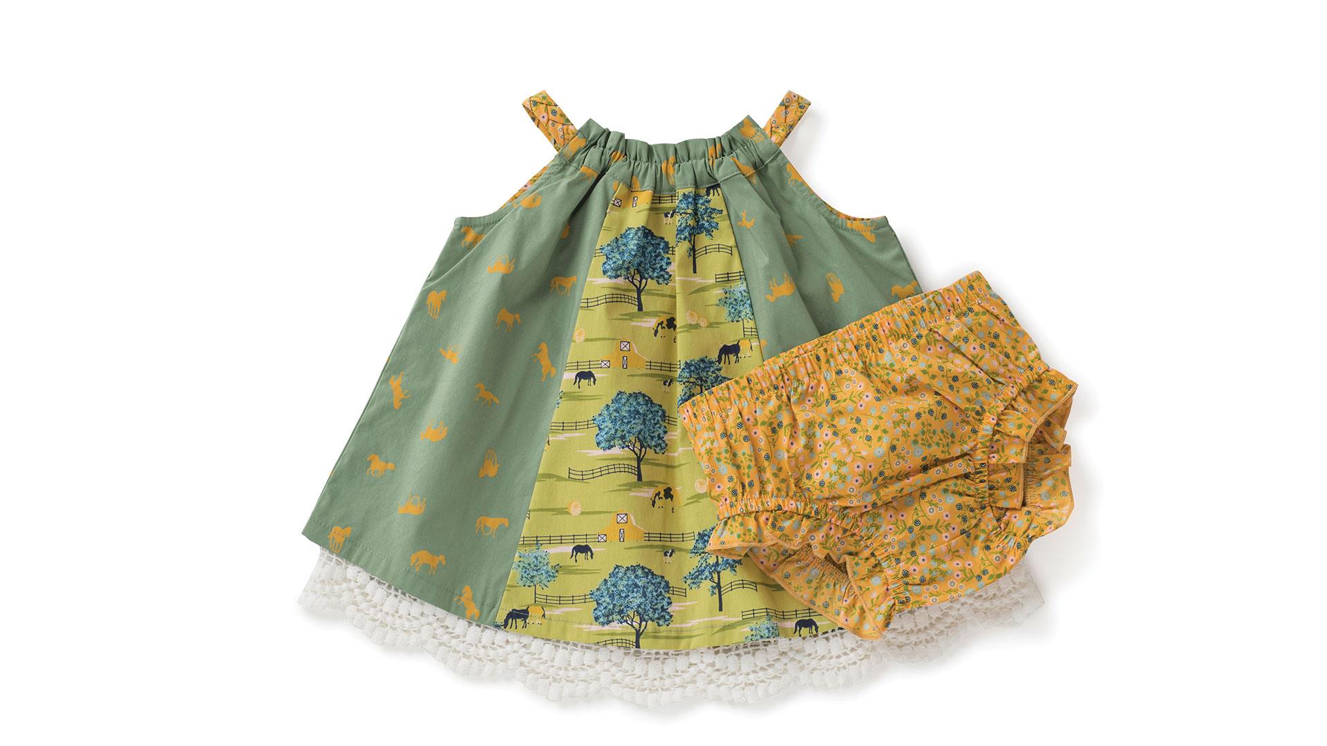 Baby's Little Sprout Dress