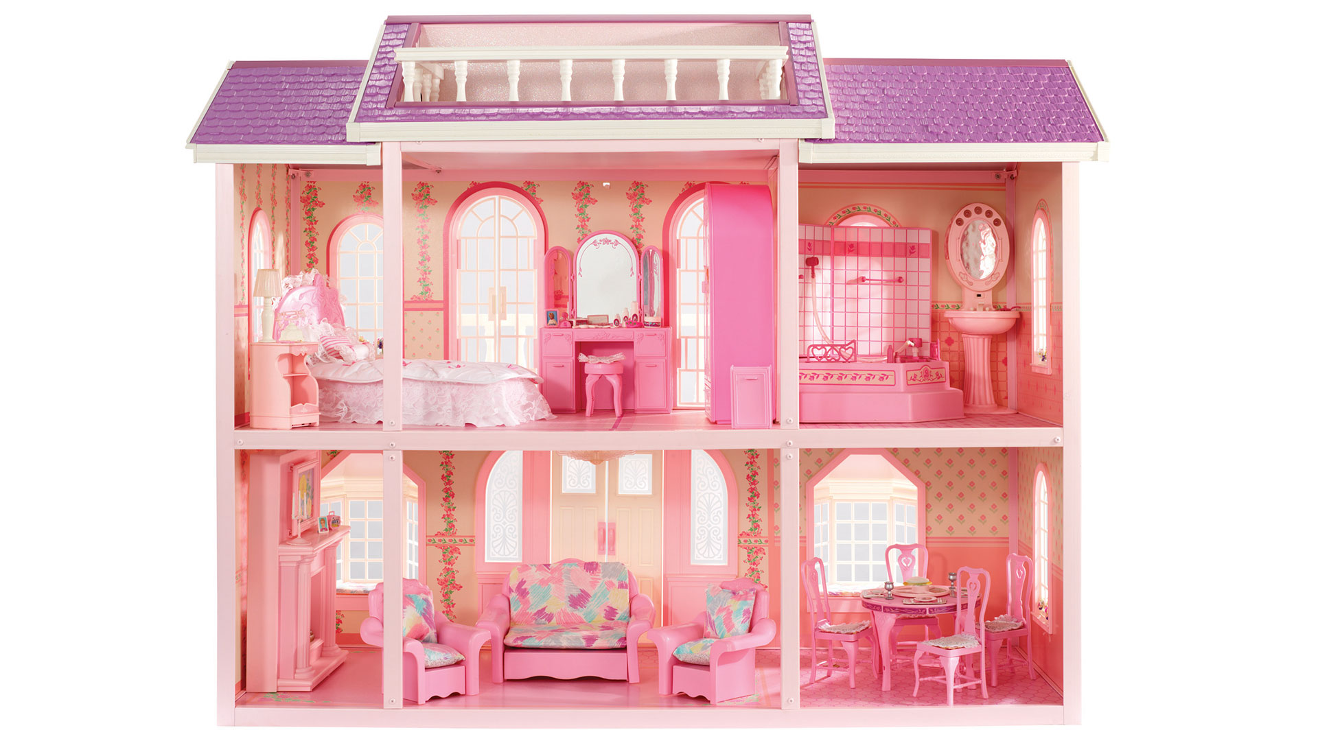 Southern Living Barbie Dreamhouse Magical Mansion
