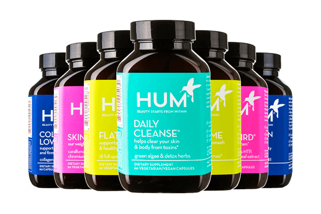 HUM Nutrition Products