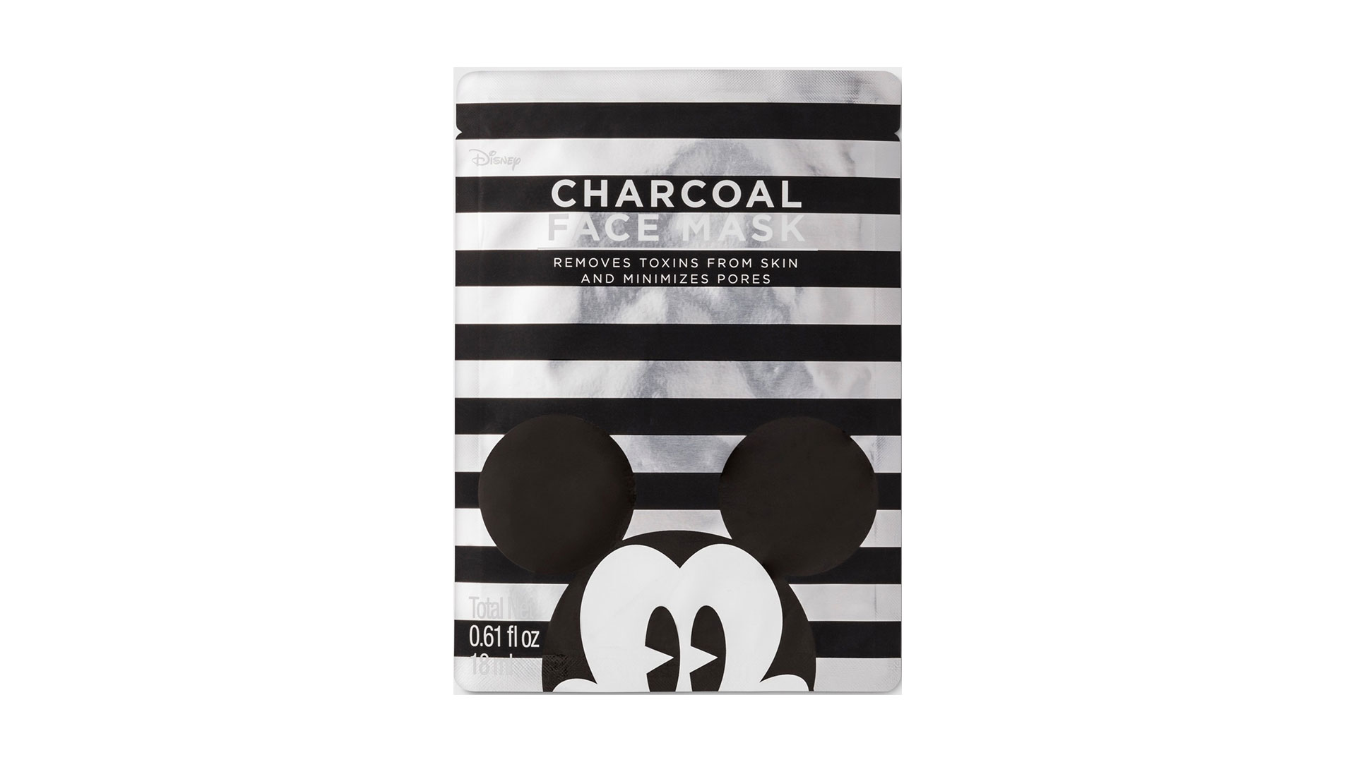 Mickey Mouse Charcoal Face Mask