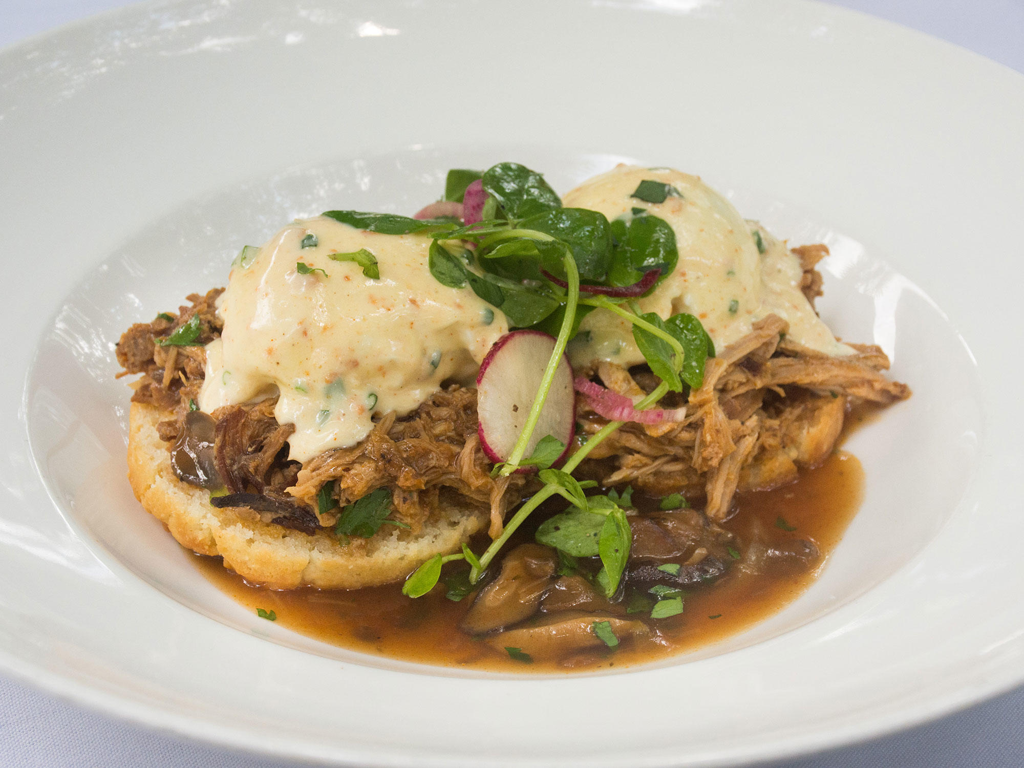 New Orleans Is the Eggs Benedict Capital of the World cochon-lait