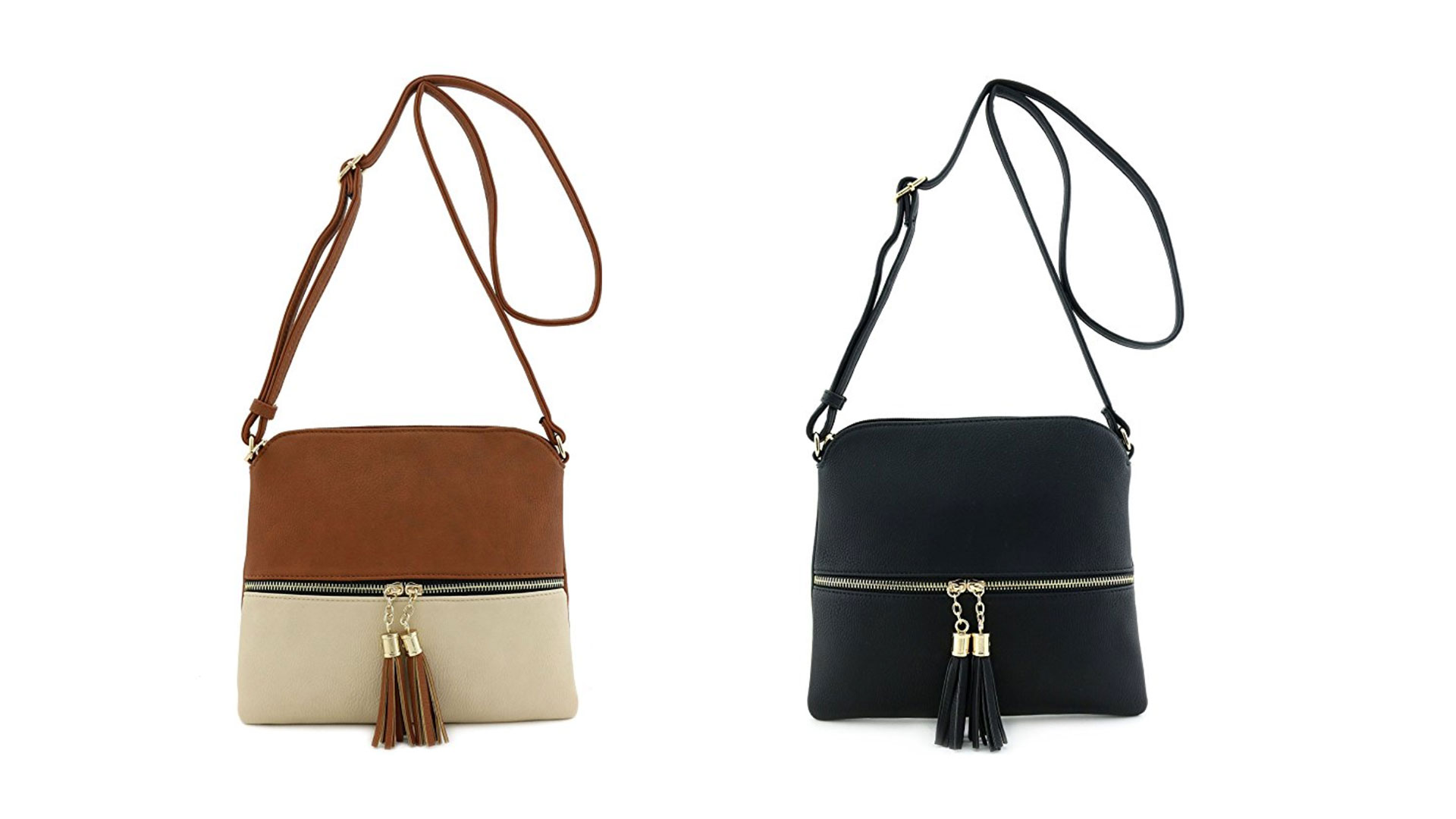 Deluxity Medium Crossbody Bag