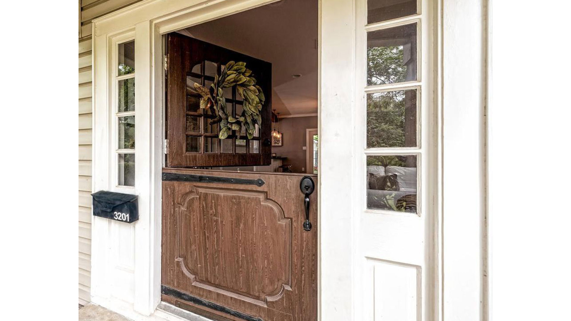 Fixer Upper Dutch Door House