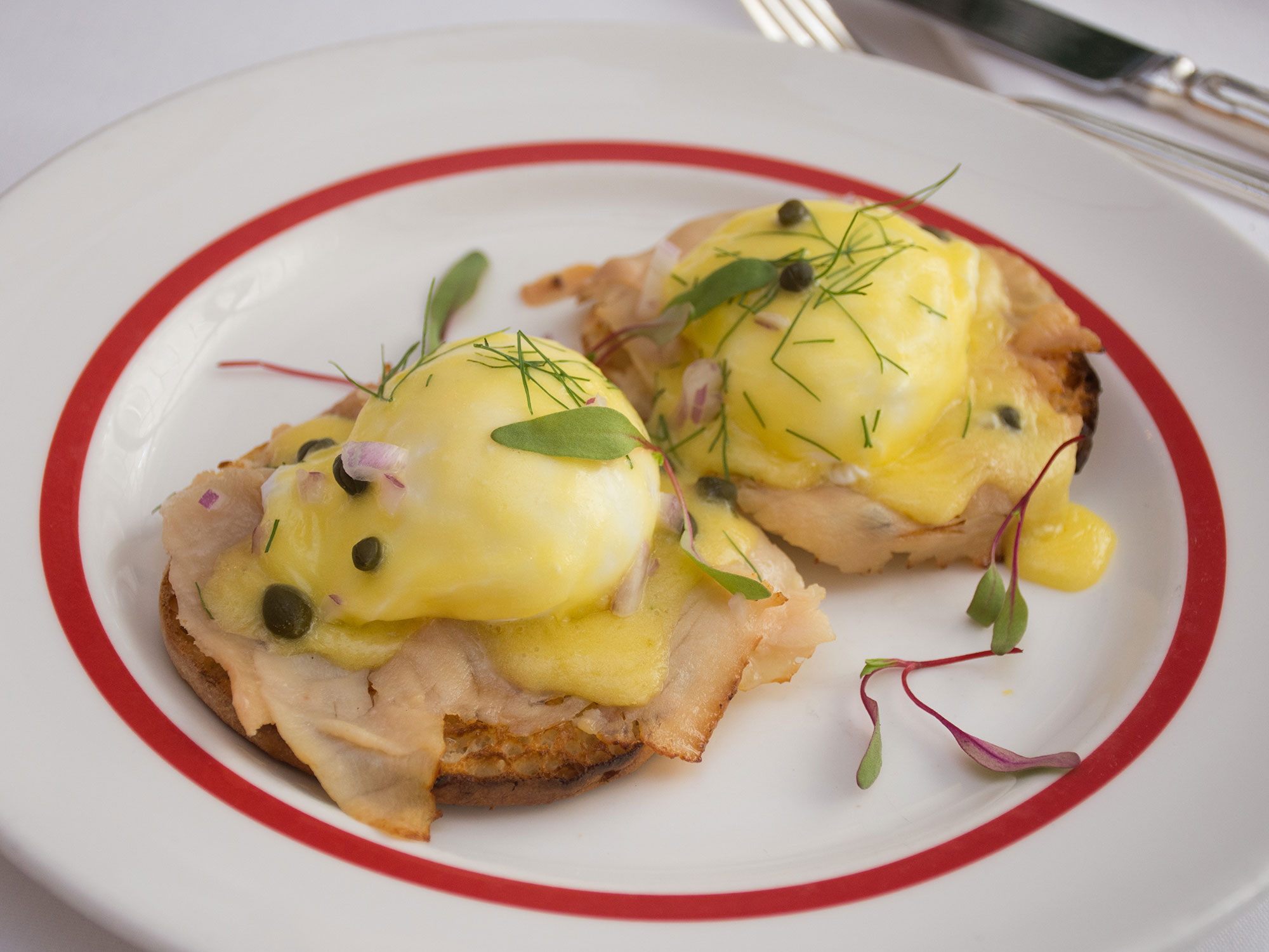 New Orleans Is the Eggs Benedict Capital of the World