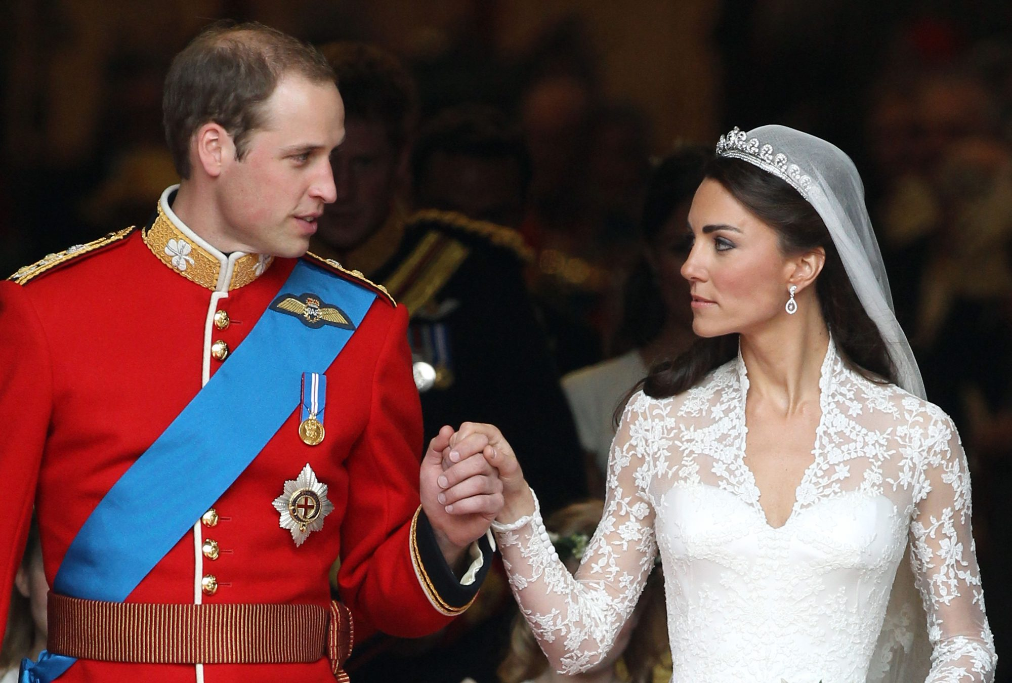 Prince William and Kate Middleton The One
