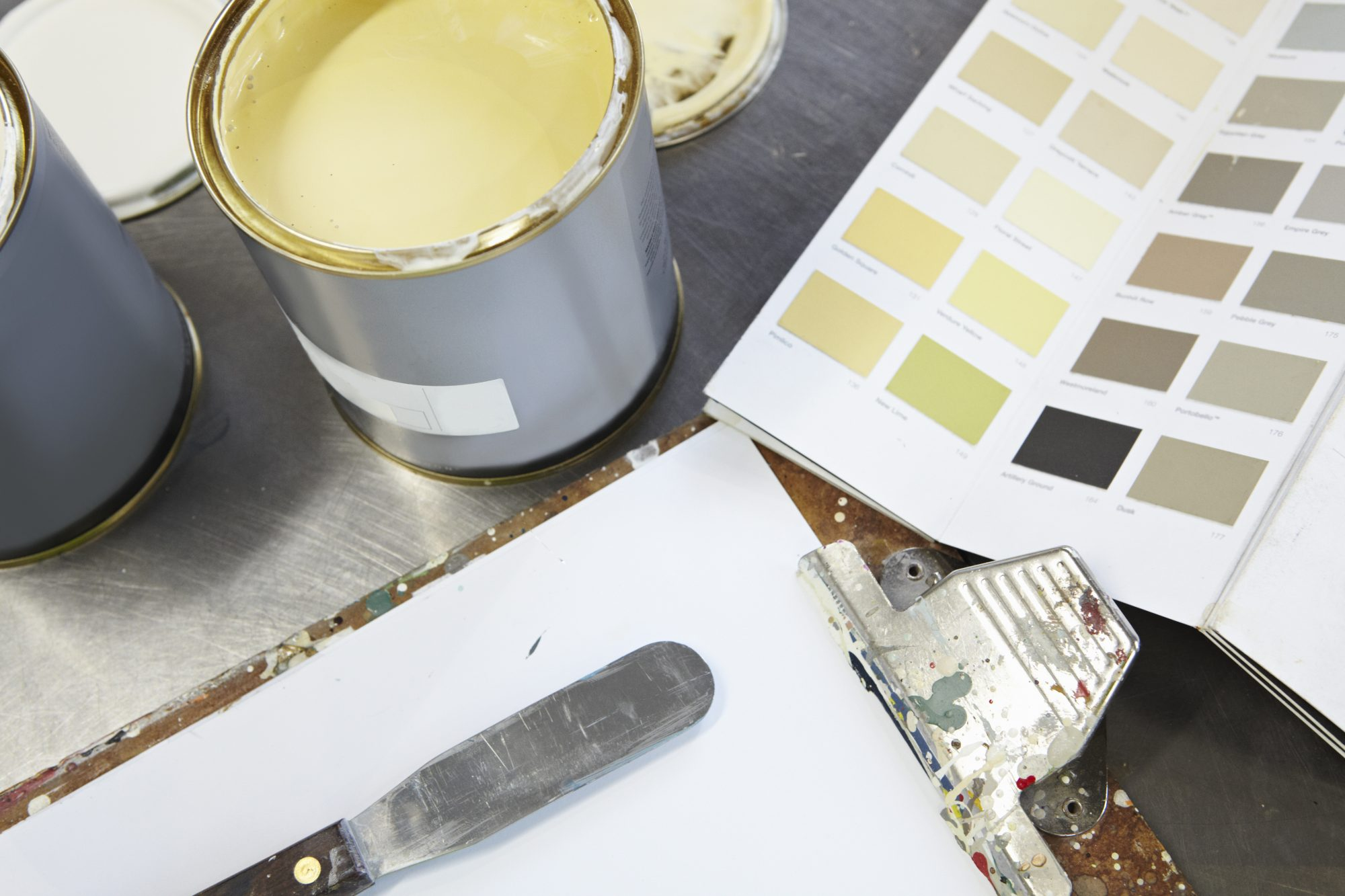 This Is The Absolute Best Gray Paint Color, According To Our Decorating Editor