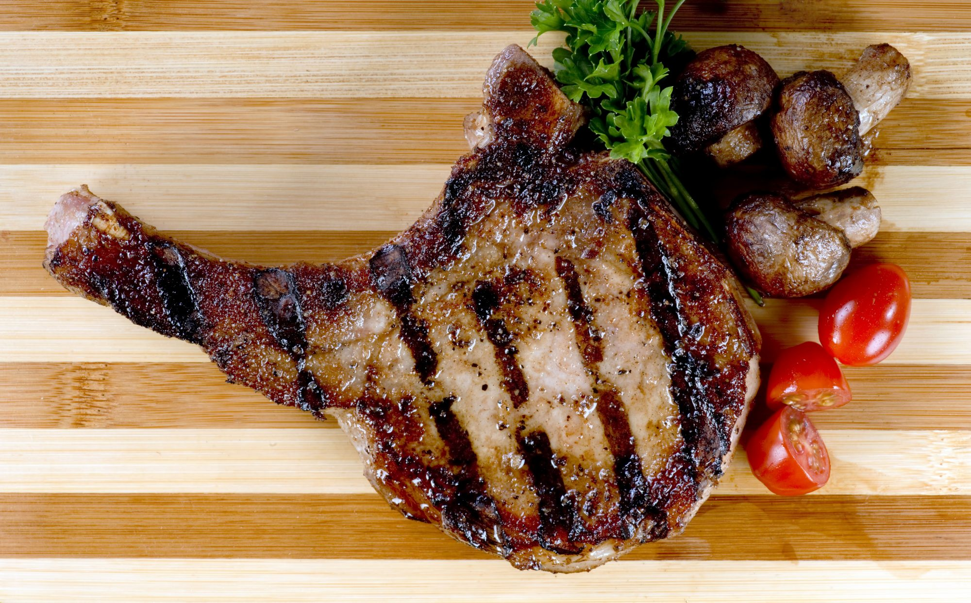 The Secret to Juicy Grilled Pork Chops Every Time