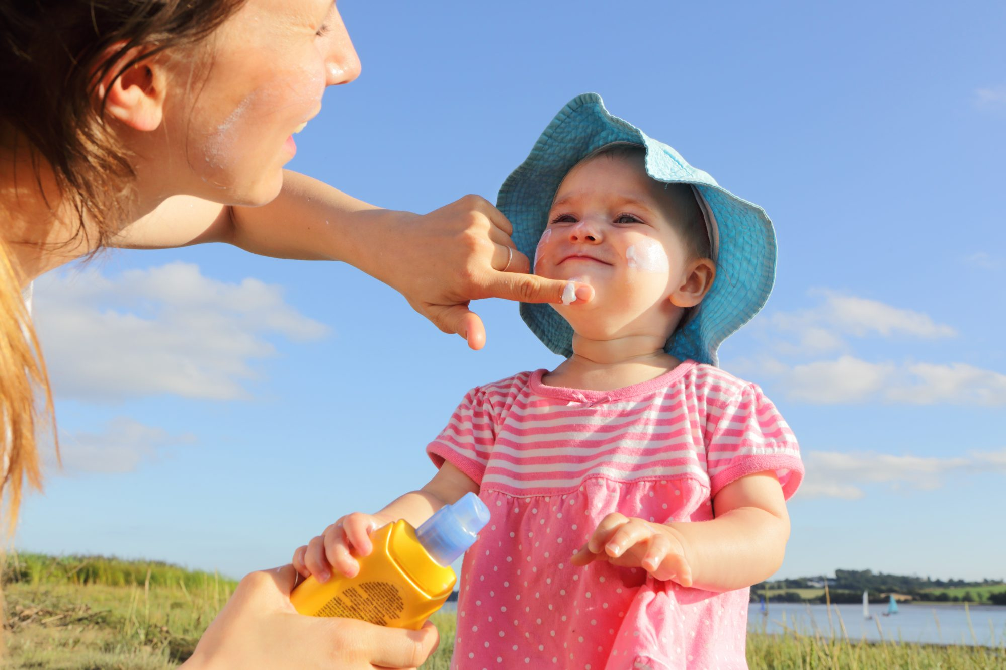 Southern Living Sunscreen Baby