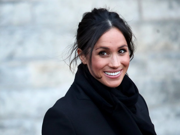 Meghan Markle's Walk Down the Aisle Will Break British Tradition In More Ways than One gettyimages-906484178_0