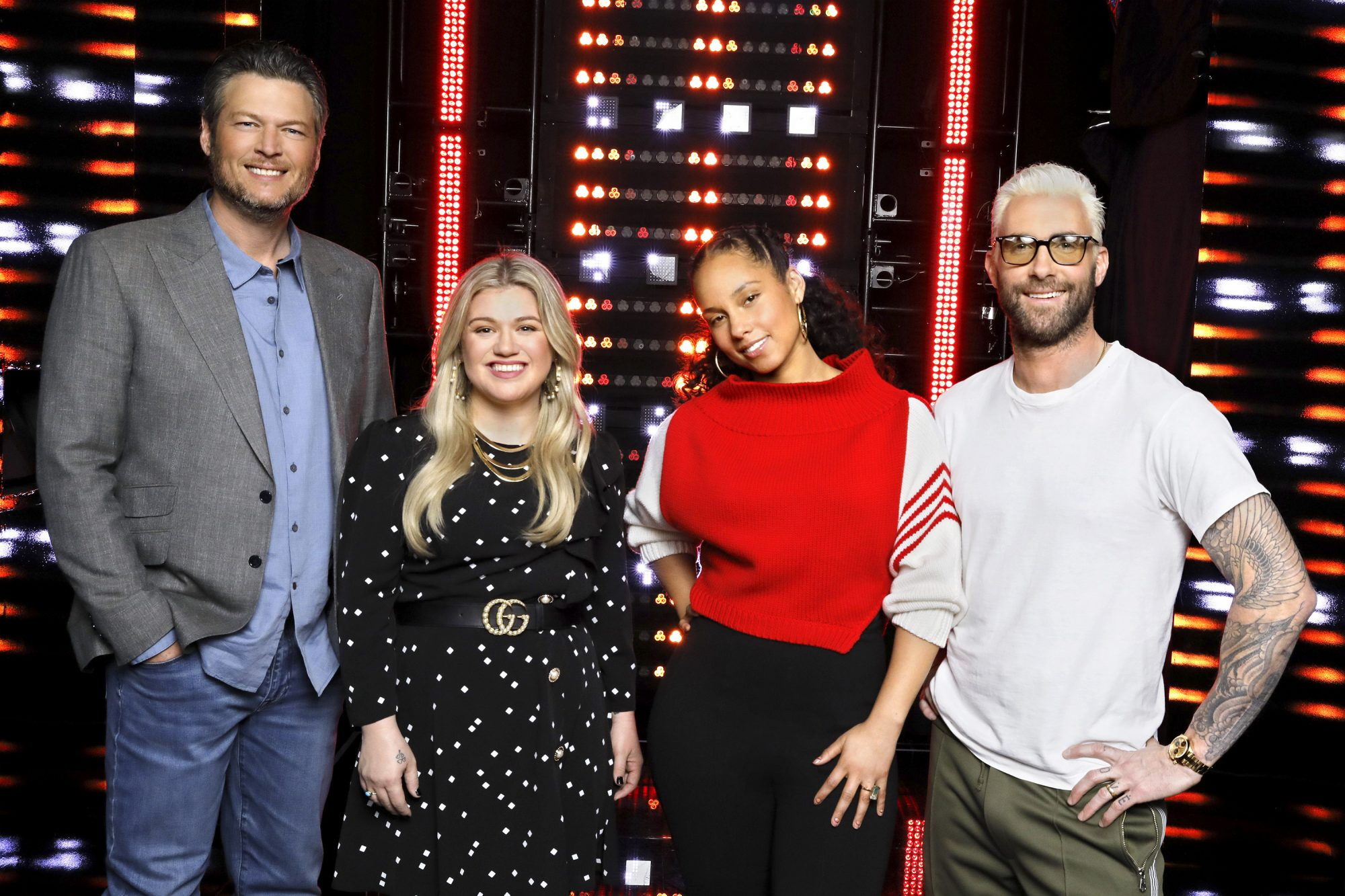 Southern Living The Voice Coaches