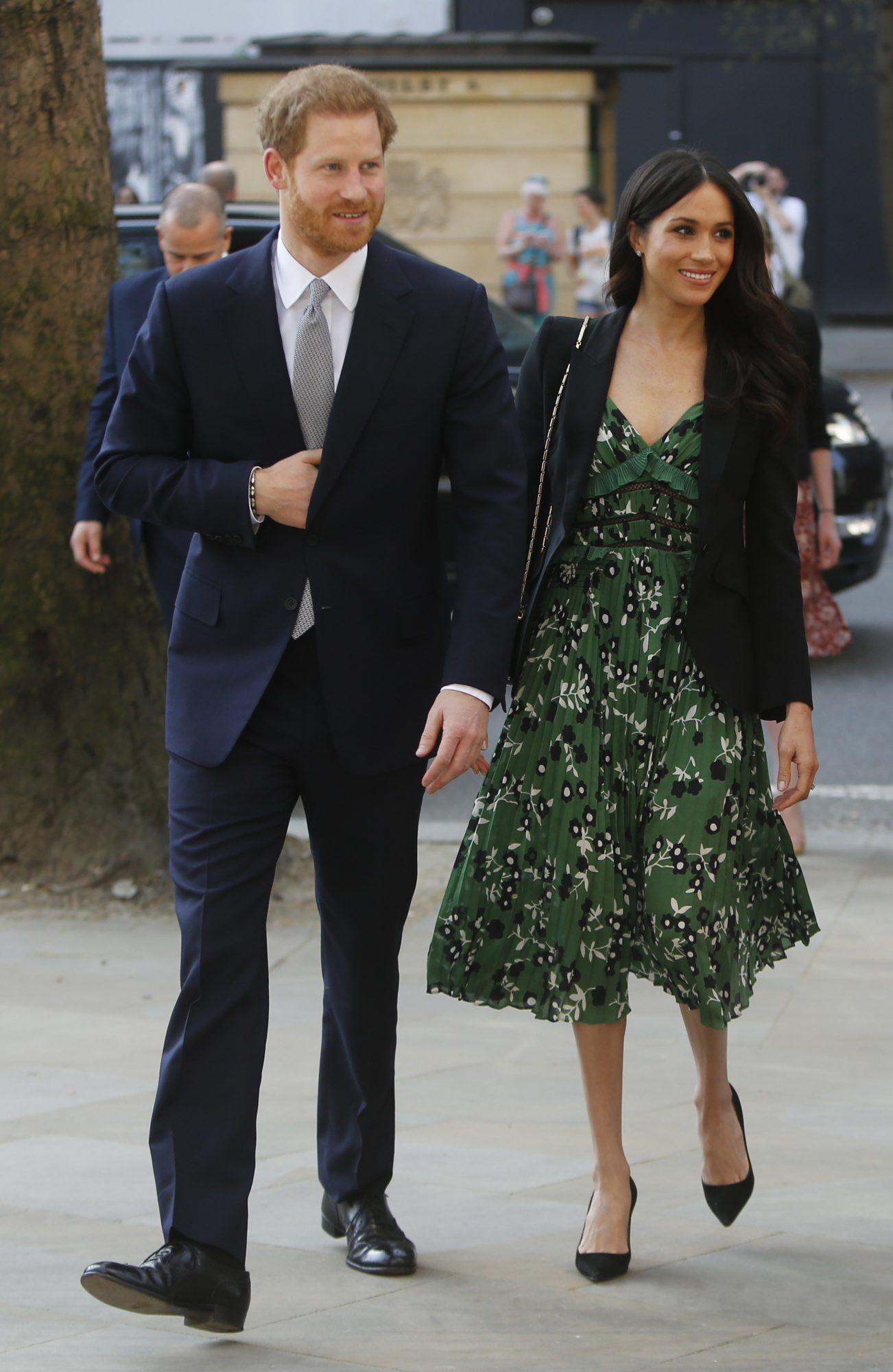 Harry and Meghan Wedding Lunch