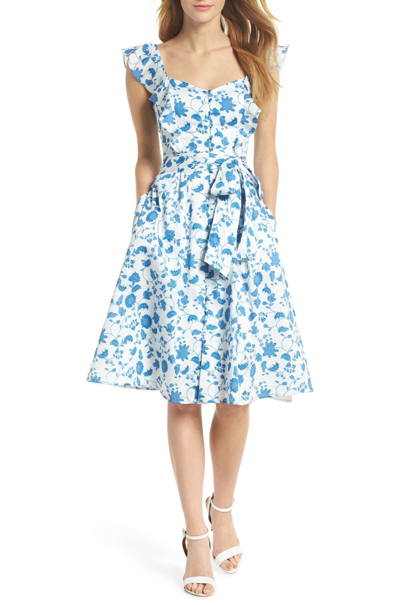 Gal Meets Glam Blogger's Second Nordstrom Collab Has Even Prettier Dresses than the First girl-meets-glam-nordstorm-floral