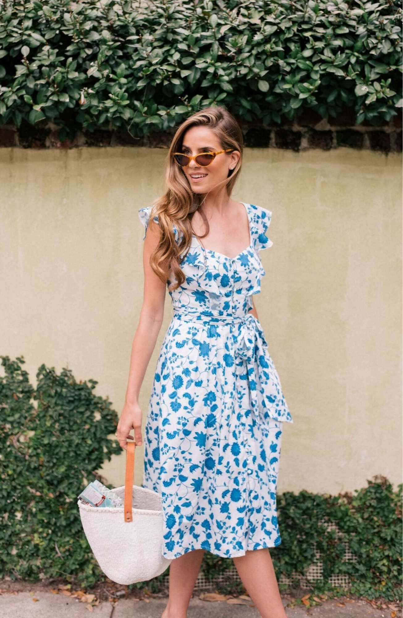 Gal Meets Glam Blogger's Second Nordstrom Collab Has Even Prettier Dresses than the First girl-meets-glam-nordstrom-blue-dress