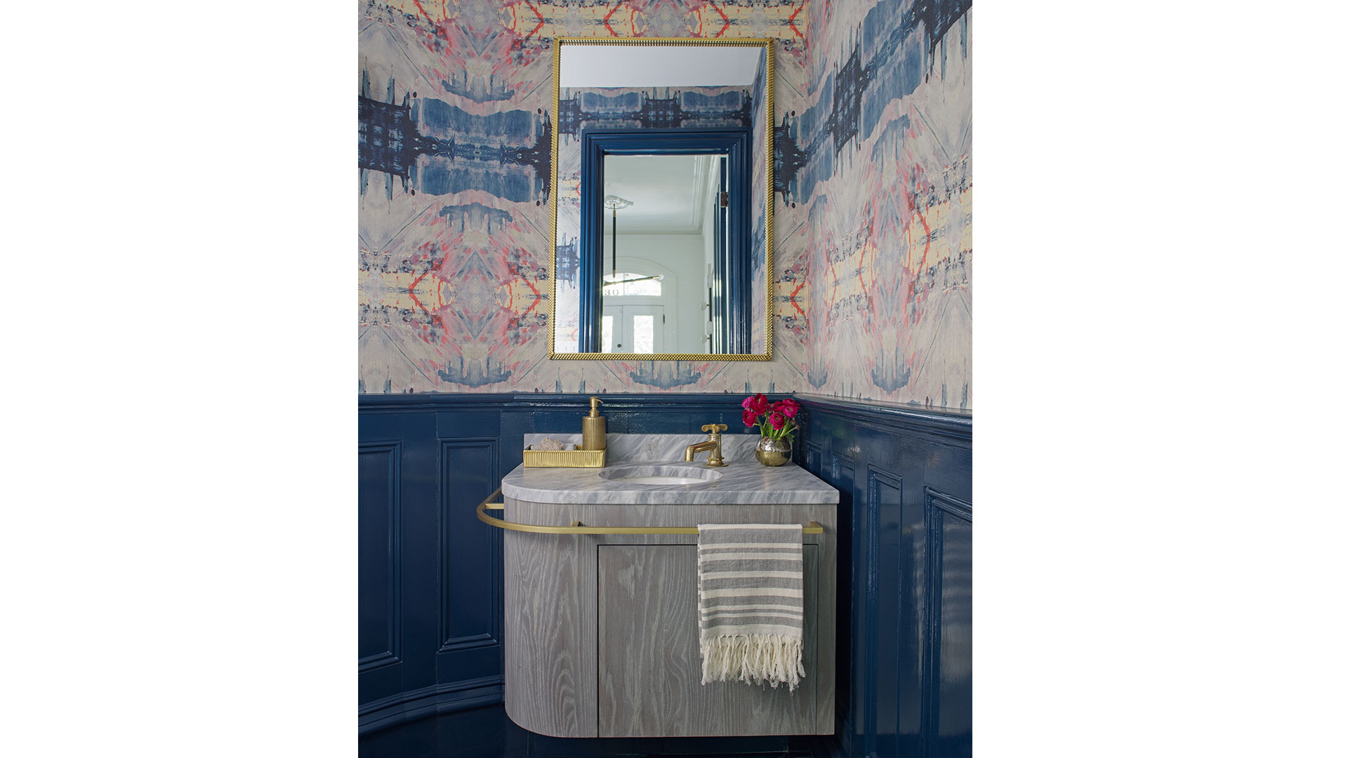 Southern Living 130 Habersham Savannah Half Bath