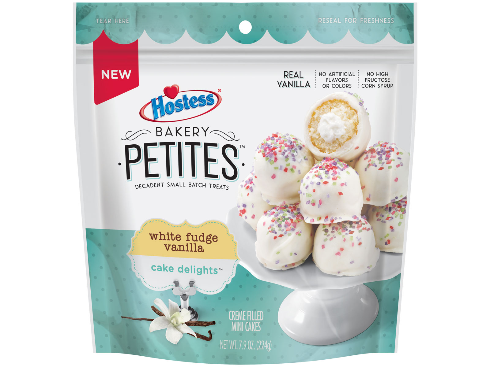 Hostess Releases Grown-Up, Bite-Sized Snack Cakes hostess-petites-cake-FT-BLOG0518