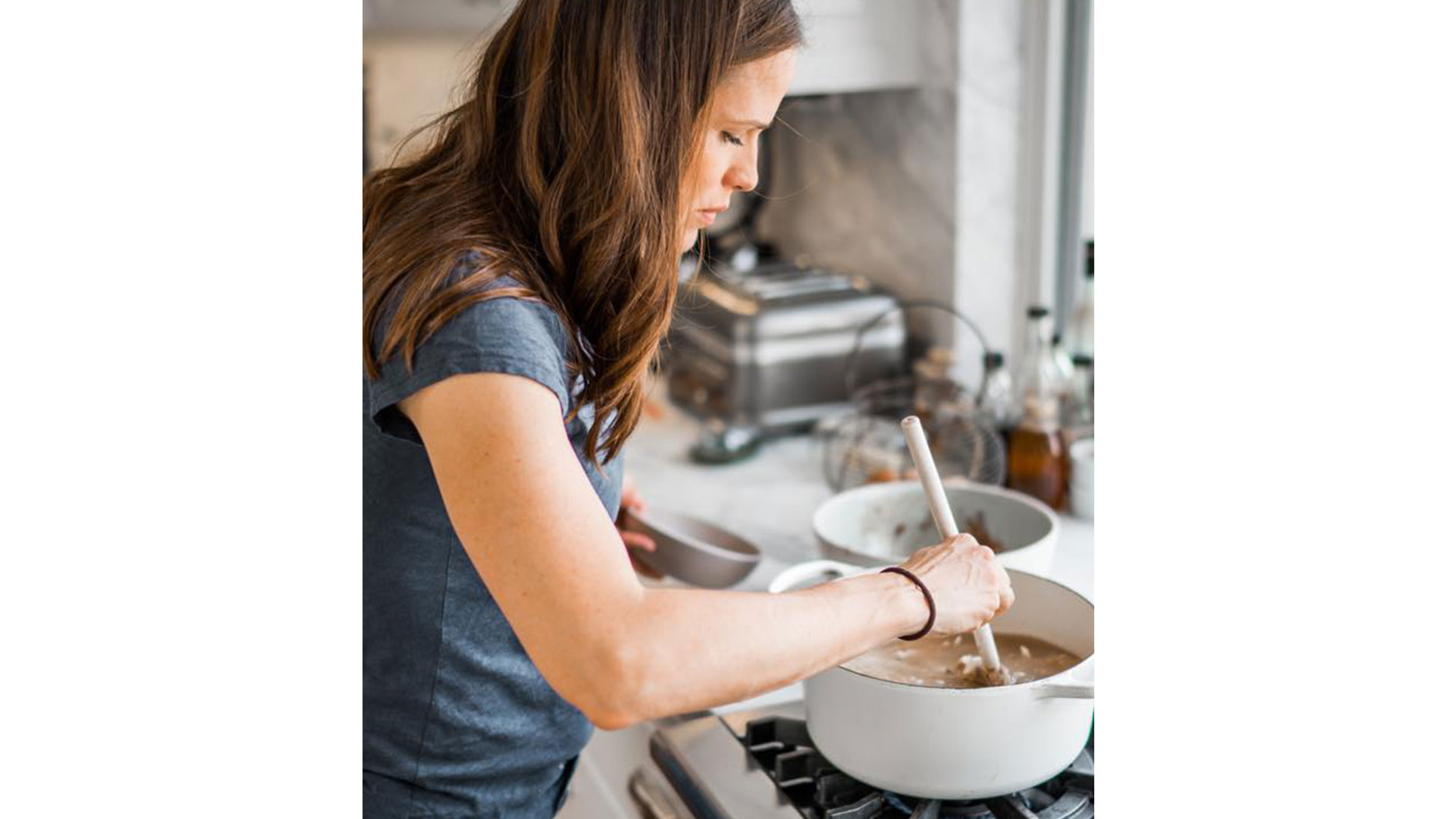 Jennifer Garner Chicken Soup