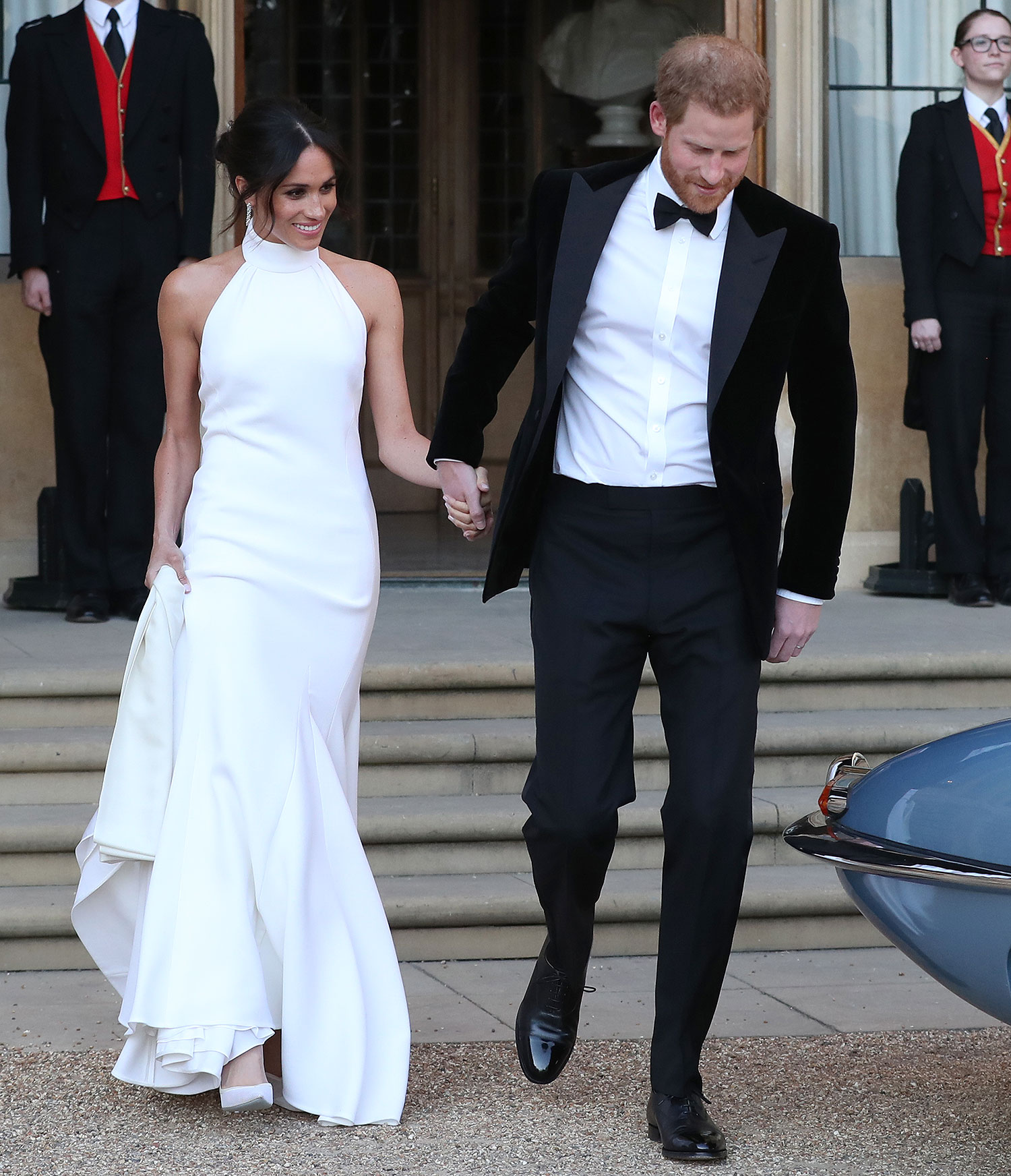 Meghan Markle Just Received a Coat of Arms — and It's Her Biggest Break in Royal Tradition Yet! meghan21