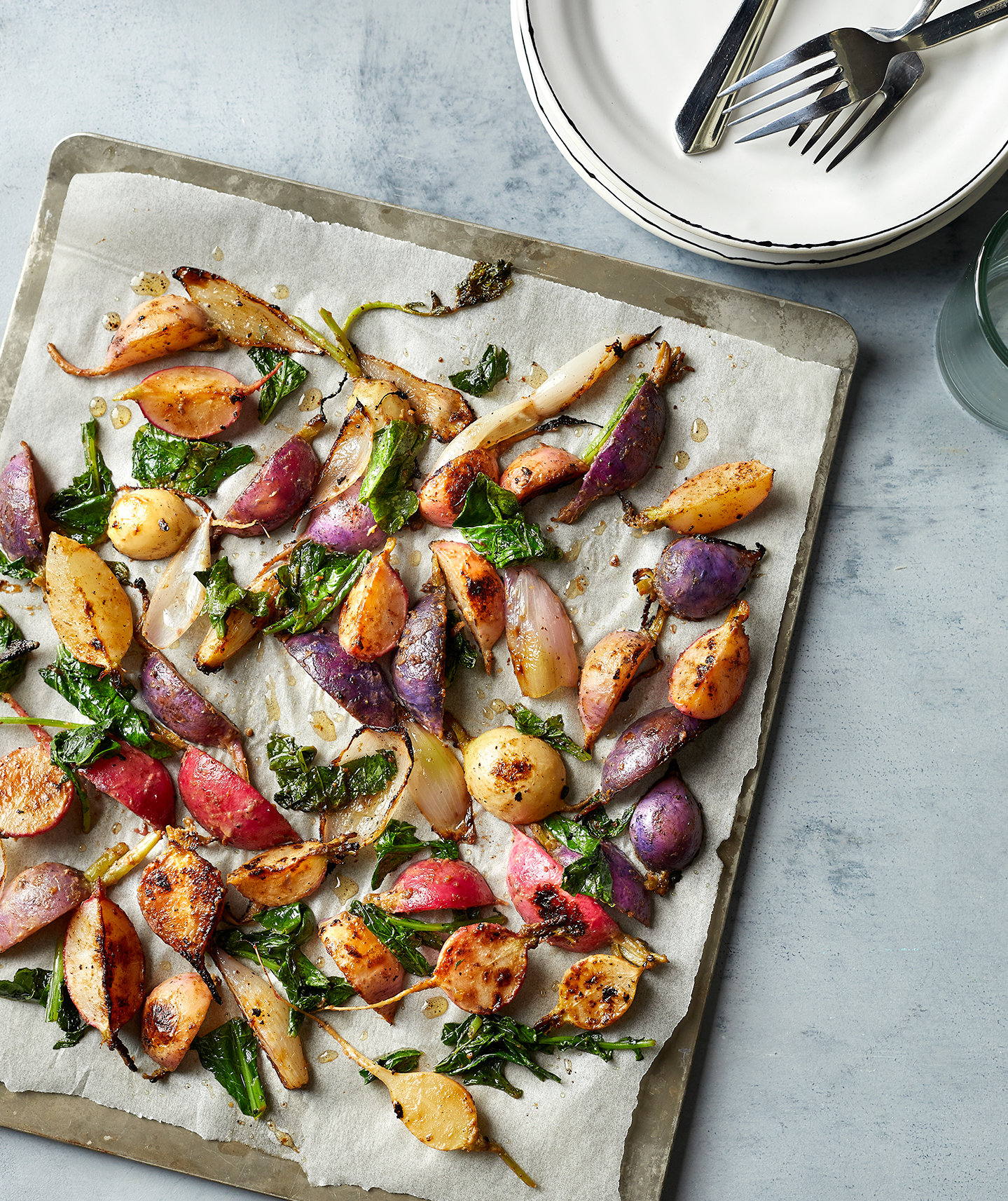 Roasted Radishes Are About to Become Your New Favorite Side Dish