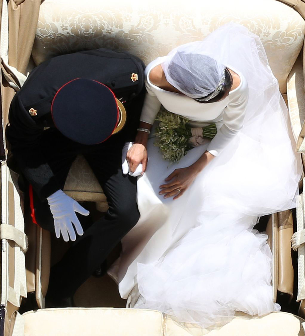 This was the most popular picture from the Royal wedding most-popular-royal-wedding-photo
