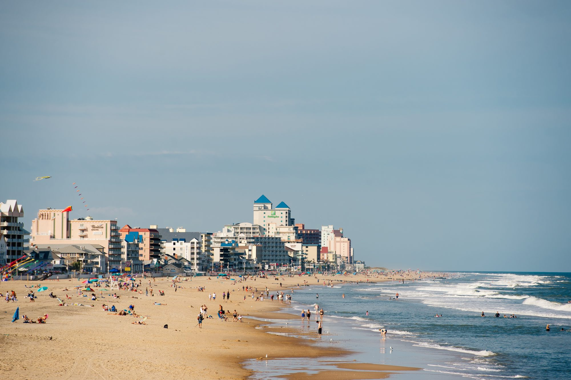 1. Ocean City, Maryland