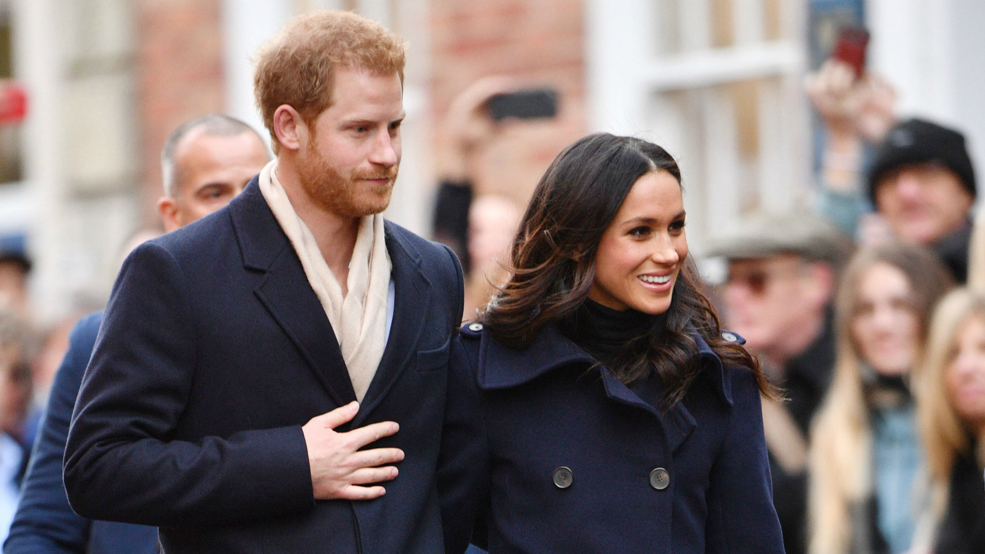 Here's why Meghan Markle will always have to curtsy to Kate Middleton prince-harry-meghan-markle-outing