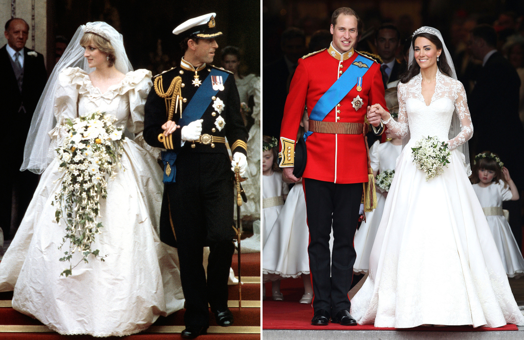 Slices of Royal Wedding Cakes Up for Auction