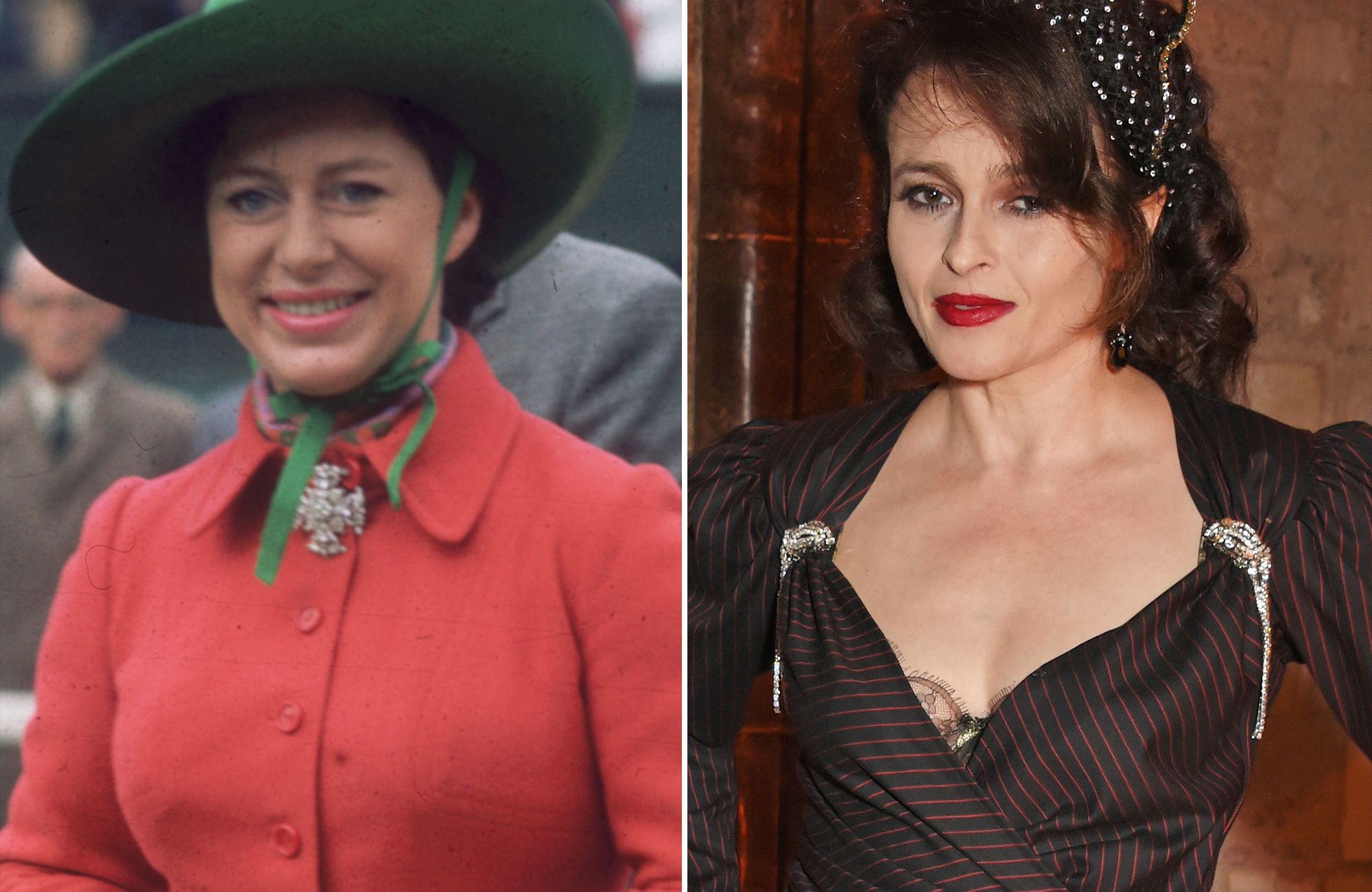 Helena Bonham Carter Is Confirmed as Princess Margaret in The Crown and We Can't Wait princess-margaret