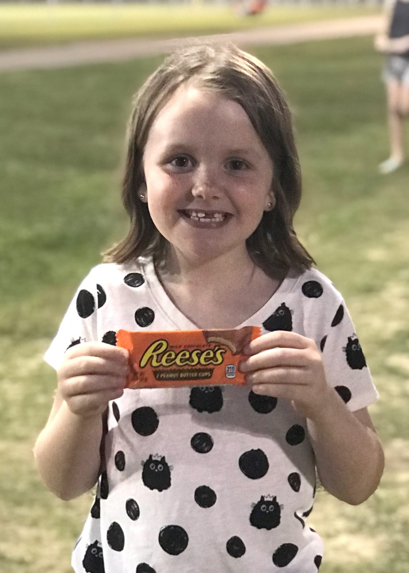 Couple Named Their Daughter Reese E. Cupp Because It's 'Our Favorite Candy' reese-e-cupp