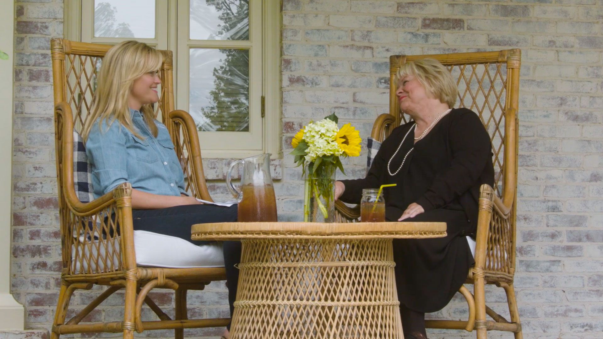Southern Living Betty and Reese Witherspoon