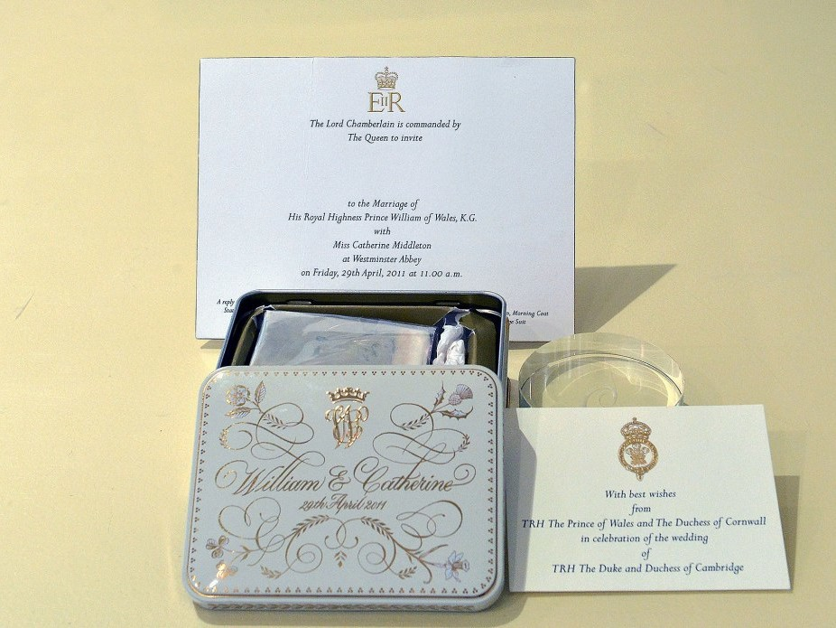 Slices of Royal Wedding Cakes Up for Auction Including a 36-Year-Old Morsel from Diana's Nuptials royal-wedding-cakes-6