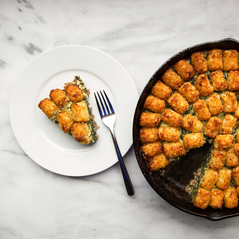 Tater Tot Casserole - Southern Living