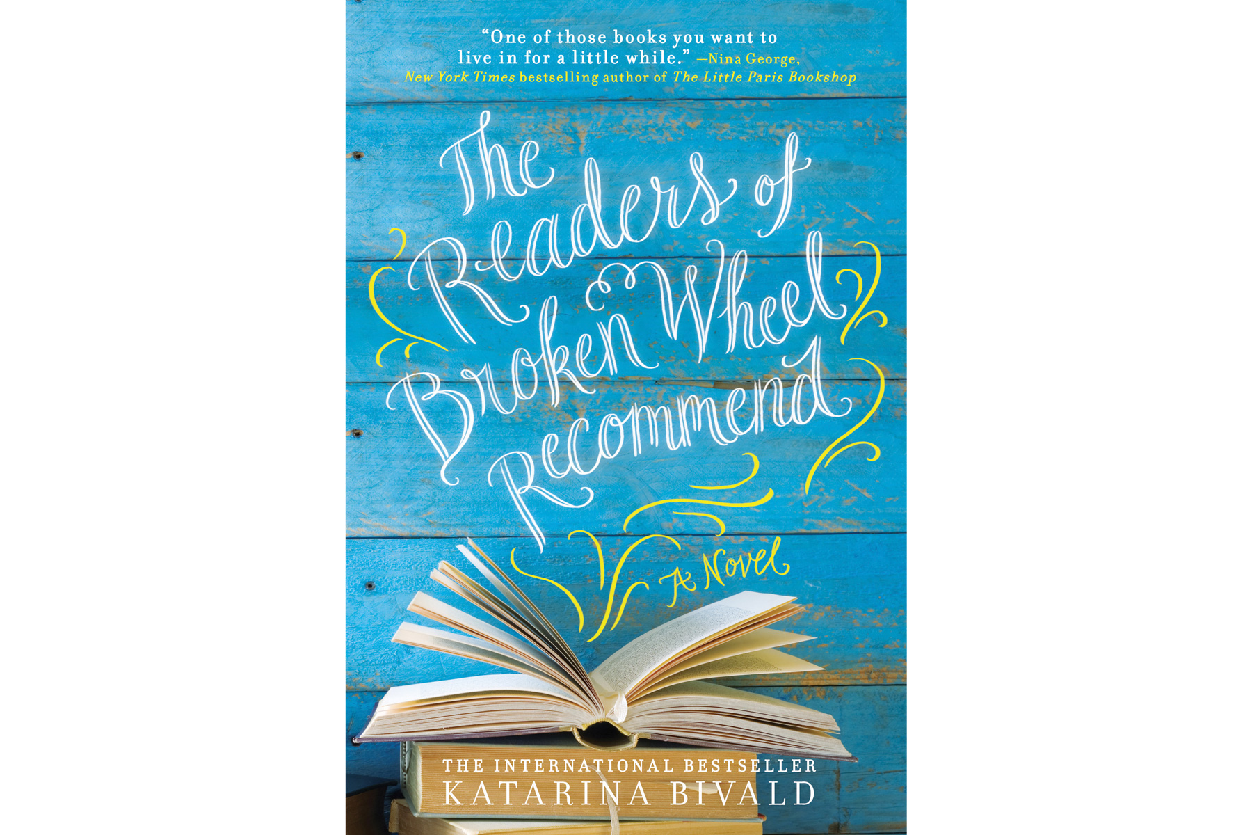 The Readers of Broken Wheel Recommend, by Katarina Bivald