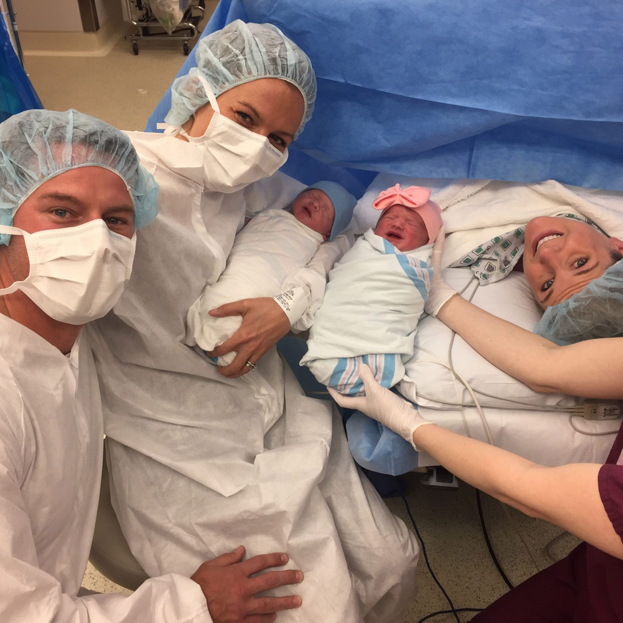 BFF Goals! Virginia Woman Serves as Surrogate for Best Friend — and Gives Birth to Twins! twins-5