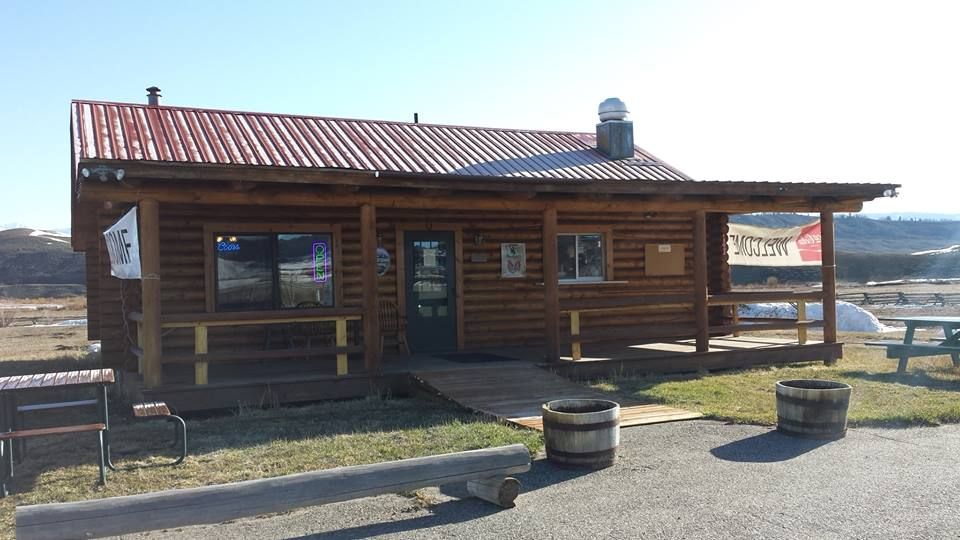Wyoming: Branding Iron Cafe